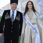 Альберт Тлячев и Бэла Кукан