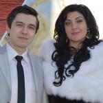 Астемир Апанасов и Марианна Барагунова
