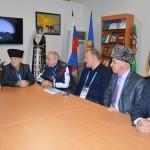 Встреча Мурата Кумпилова со старейшинами в Кунацкой
