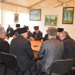 Круглый стол старейшин