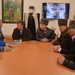 Встреча с Муратом Хасановым и Асланом Афауновым