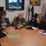 Гости Кунацкой-журналисты из Бордо
