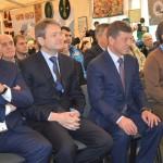 Д.Хатуов, А.Ткачев, Д.Козак и М.Чермит