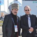 Игорь Атабиев (слева)