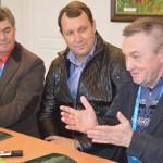 Мухдин Чермит, Владимир Свеженец и Владимир Бекетов