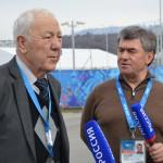 На вопросы журналистов отвечает представитель черкеской диаспоры в Сирии Шараф Абаза